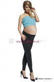 495d4c8408 Dámske elegantné tehotenské šaty Fergie lososové XL
