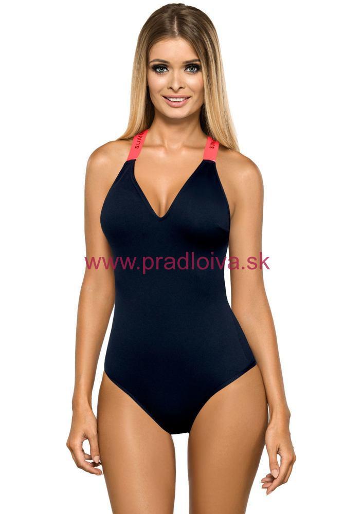 81d355871 Jednodielne dámske plavky Agnez čierne L | pradloiva.sk