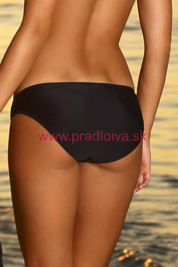 210496c30 Dámske plavkové nohavičky 230 čierne | pradloiva.sk