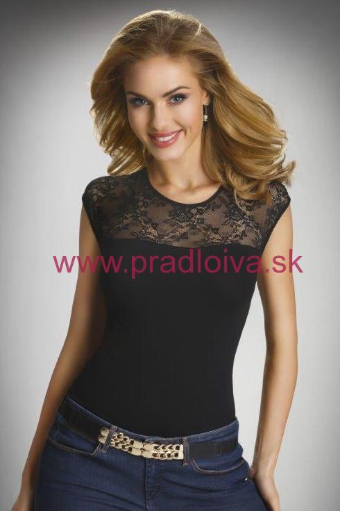 83f0d9feabed Dámske tričko Paulina čierne