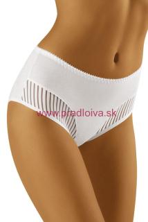 3b57bd075 Dámske nohavičky Eco – QI s vyšším pásom biele